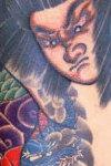 KUMON-RYU-SHIJIN from SUIKODEN