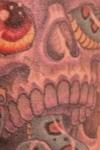 Skull & HANNYA mask