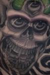 Skull dragon